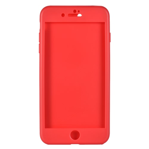 iPhone 7 Plus iPhone 8 Plusの保護用電話ケース高品質TPU電話カバー耐衝撃性耐スクラッチ性防塵耐久性電話シェル