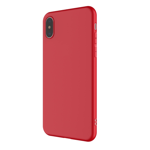 Caso de telefone ultrafino FSHANG para iPhone X / 10 Capa protetora de 5,8 polegadas Eco-friendly Stylish Portable Anti-scratch Anti-dust Durable