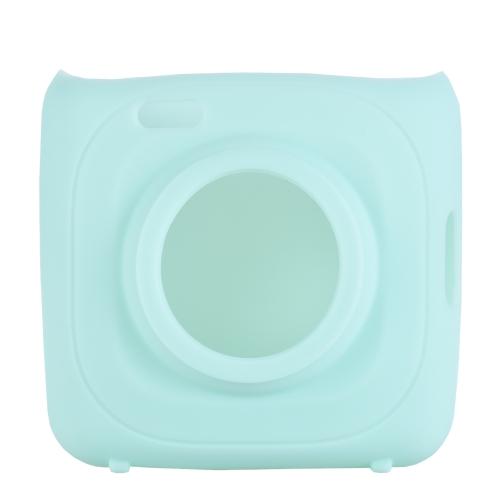 Custodia protettiva per Paperang P1 BT Photo Printer Guscio in silicone di alta qualità Anti-graffio Anti-polvere Anti-shock