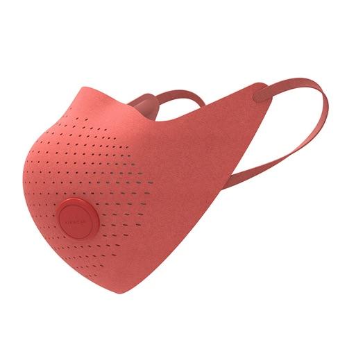 Xiaomi Mijia Airwear PM2.5 Anti-haze Máscara Facial 360 ° Seal protetores de ouvido ajustável de suspensão material anti-bacteriano máscaras pele-friendly