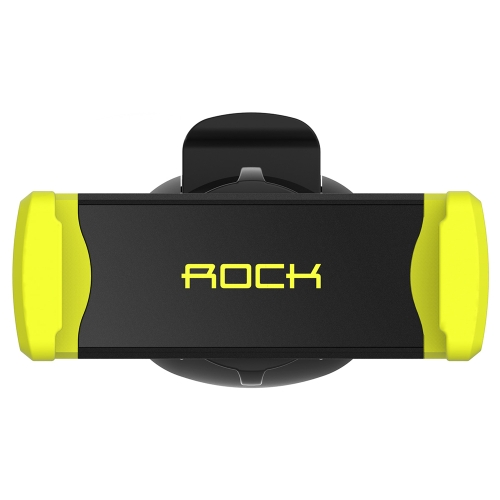 ROCK Universal Car Vent Phone Holder II с 360-градусным поворотом Регулируемая подставка для телефона для навигатора iPhone X Samsung S8 Note 8 iOS / Android Smartphone