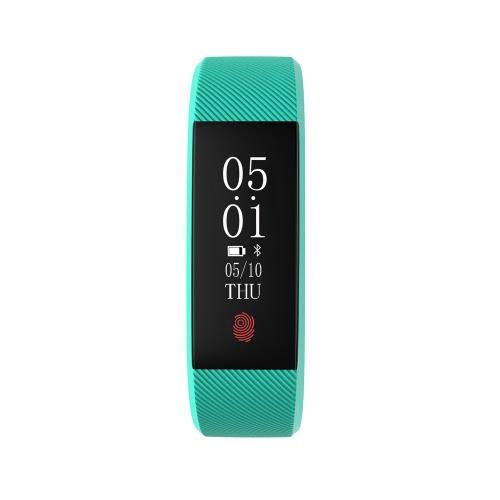 W808S Pulseira de pulso de pulso de relógio de desporto Smart BT 2.091 OLED Notificação de alarme de pedômetro Anti-perdeu o monitor de sono Modos de desporto para iPhone 6 6S 6 Plus 6S Plus 7 Mais Samsung S6 S7 borda S8 Android 4.4 iOS 7.0 ou superior