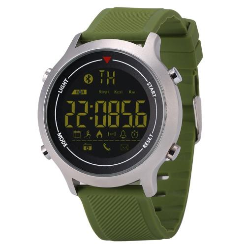 Zeblaze VIBE Sport SmartWatch Projetado para caminhadas 5ATM impermeável 365 dias de tempo de espera para Android e iOS
