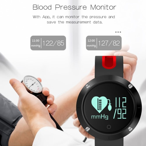 DM58 Smart Band Bluetooth Sport Watch Wristband