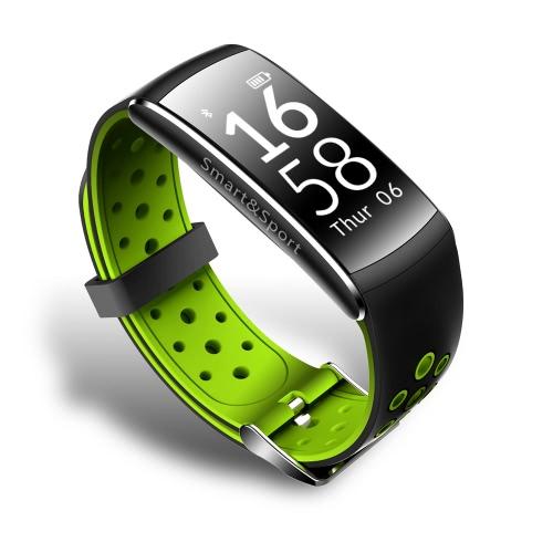 Q8 Smart Wristband IP67 impermeável à prova de poeira