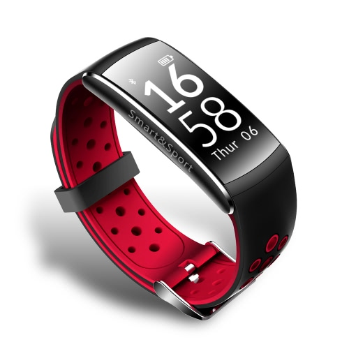 Q8 Smart Wristband IP67 Impermeabile Antipolvere