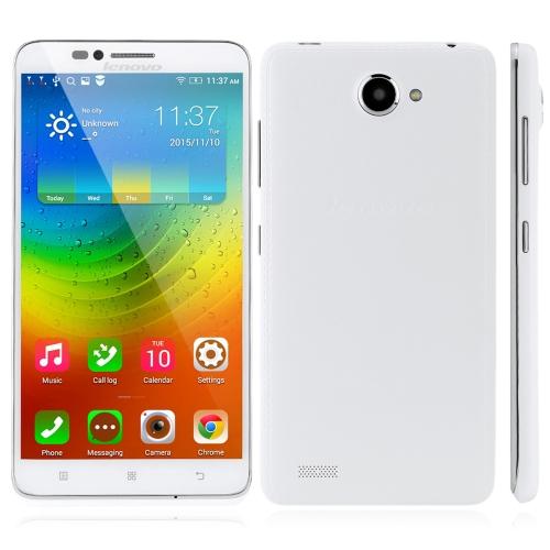 Original Lenovo A816 4G FDD LTE 64Bit Snapdragon MSM8916 Quad Core 5.5