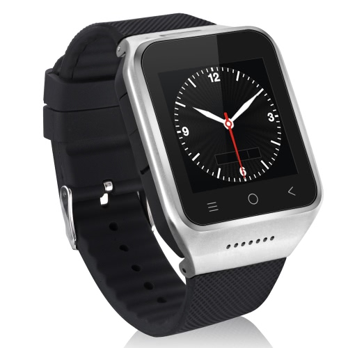 ZGPAX S8 3G WCDMA 2G GSM MTK6752 1.2GHz Dual Core Smart Watch Phone 1.54