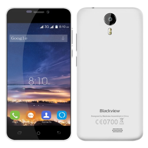 Blackview BV2000S 3 G WCDMA スマート フォン Android 5.1 OS クワッド コア MTK6580 5.0