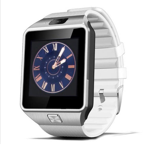 DZ09 Smart Watch Phone 2G GSM MTK6260A 1.56