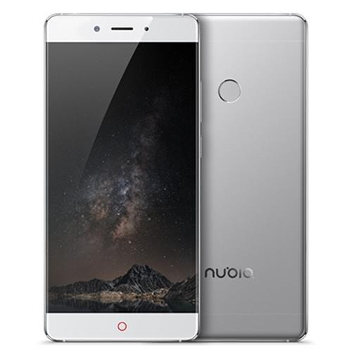"Nubia Z11 4G 5.5 ""Smartphone Quad Core 4GB RAM + ROM de 64GB 8MP + 16MP Impressão digital"