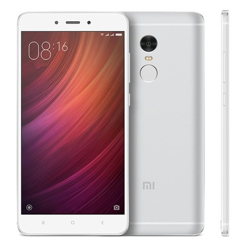 Xiaomi Redmi Note 4 Smartphone 4G LTE MTK Helio X20 21GHz