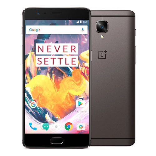 OnePlus 3T 4G Smartphone TDD-LTE FDD-LTE Qualcomm Snapdragon 821 64-bitowy Quad Core 5.5