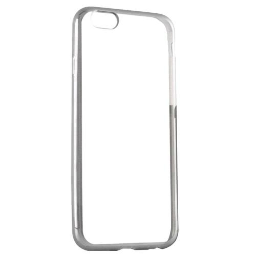 Shell de TPU telefone caso capa protetora para iPhone 6 6S Eco-friendly Material elegante portáteis ultrafinos anti-riscos anti-poeira durável