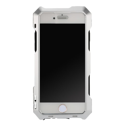 KKmoon 3 Layer Aluminum Protective Cellphone Case