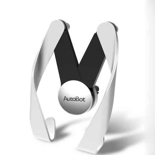 岩オートボット車ベント携帯電話ホルダー車空気出口調節可能な電話ブラケット ABS スタンド iPhone 6 s 6 5SE サムスン S7 エッジ S6 スマート フォン プラス