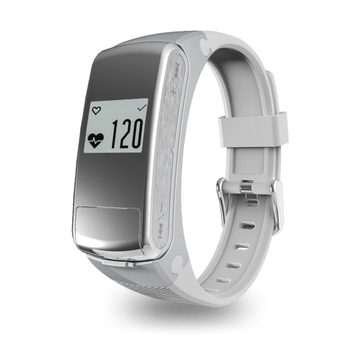 F50 Smart Bluetooth Call Sport Watch Wristband Bracelet 0.7