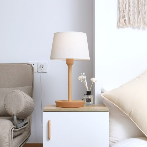 Xiaomi Mijia Bela Design Деревянная настольная лампа (лампа не входит в комплект)