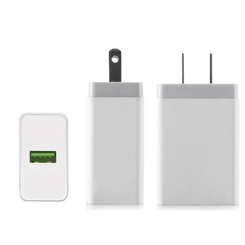Chargeur Rapide USB Chargeur de Voyage USB Chargeur Voyage Adaptateur secteur Accueil Convertisseur Chargeur Murale Pour iPhone XR XS Max 8 7 Samsung S8 S9