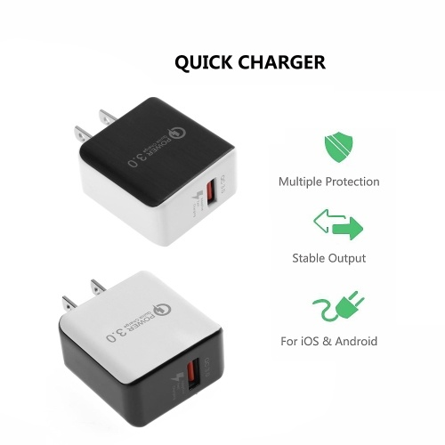 Universal US Plug Power Adapter
