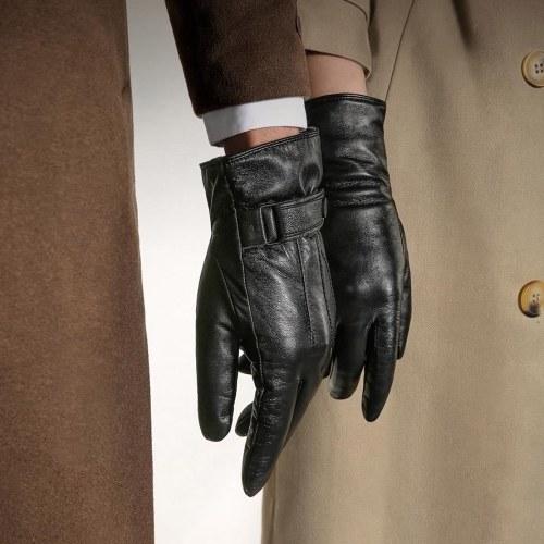 Xiaomi Mijia Qimian Lambskin Перчатки для женщин Мужчины