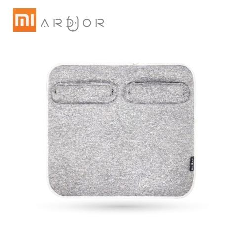 Xiaomi Calentador eléctrico para pies Calentador para pies Estufa de invierno Pies a mano Calentamiento de zapatillas Calentador eléctrico Asientos Sofá Silla Cojín Fundas