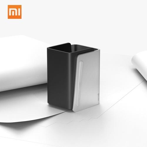Xiaomi Mijia IQUNIX Zelo Aleación de Aluminio Soporte de Pluma Diseño de Empalme Estética Simple Almacenamiento de Gran Capacidad Equipos de Oficina