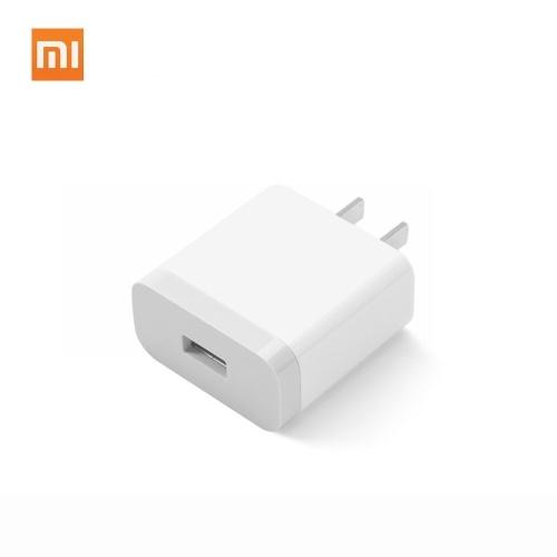 Caricabatteria USB originale Xiaomi da 18W per telefoni cellulari QC3.0