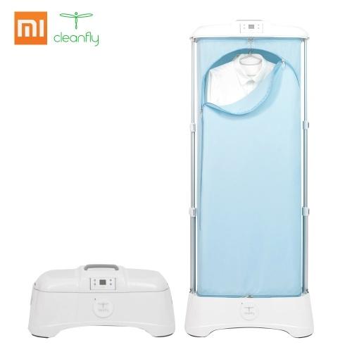Xiaomi Cleanfly Séchoir Vêtements Pliable Portable Sécheuse Ménage Sécheuse De Ménage Sécheuse Température Constante Imperméable À L'eau 100L 600 W 220 V