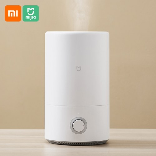 Xiaomi Mijia Humidifier 4L MJJSQ02LX Mute Air Purifier Aromatherapy Humidifier Diffuser Essential Oil Mist Maker 280ml/h for Office Home 220V