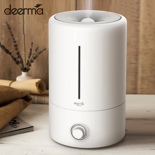Deerma Air Humidifier F628 5L Touch Screen Aroma Air Humidifier Purifying Mist Making Maker Timing For Home Office 220V