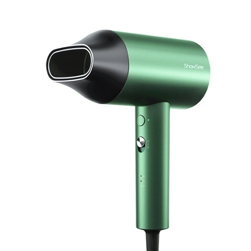 ShowSee Hair Dryer Professional Negative Ionic Hair Blow Dryer with Constant Temperature...