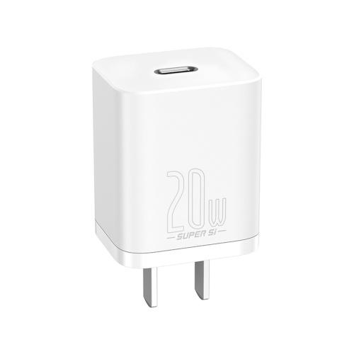 Baseus Super Si USB C Mini Charger 20W