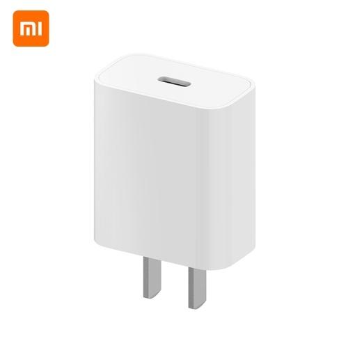 Caricabatterie USB C Xiaomi Caricabatterie rapido da 20 W. Caricatore PD