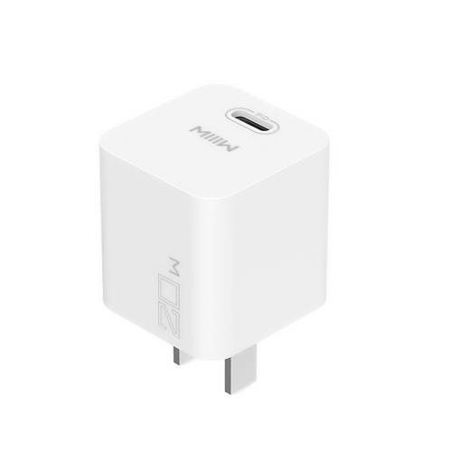 MIIIW Cube Charger Fast Charging 20W
