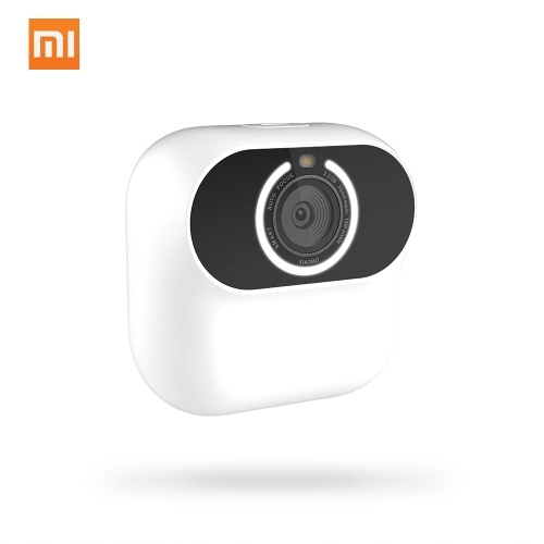 Xiaomo AI Mini Smart Camera Intelligent Gesture Recognition