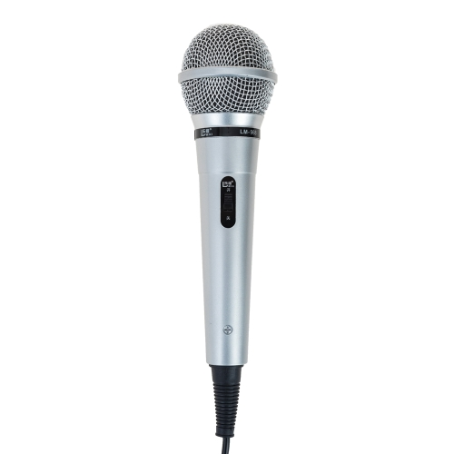 Lexi Professional Network Microphone Omnidirectional Singing Machine Design ergonômico 3.5mm Jack para Smartphone Computador laptop