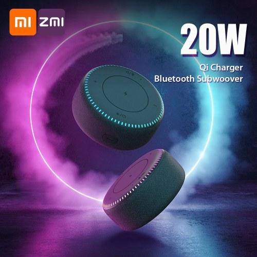 Xiaomi ZMI 20W Qi Стандартная беспроводная зарядка BT Динамик