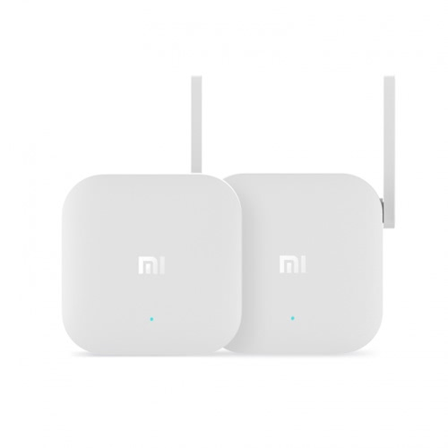 Original Xiaomi Wireless Home WiFi Electric Cat Mi Wifi Signal Extender Amplifier Cat 2.4G Amplifier 2 Extenal Antennas Professional Performance 18Oct