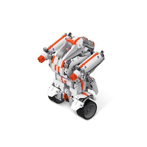 Xiaomi Mitu Building Block Robot Jouet Ensemble 978 Composants Self-balance Système Smartphone Télécommande