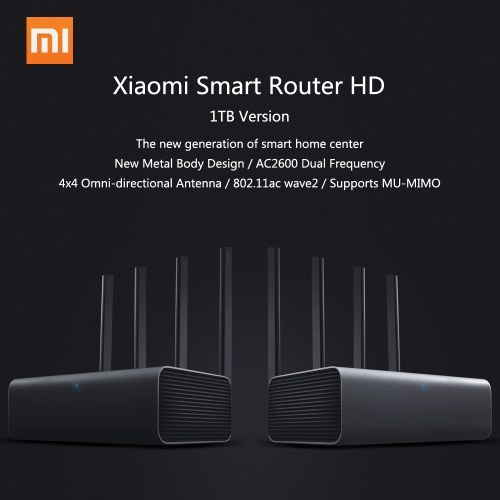 Xiaomi Mi Router HD 1TB 2533Mbps WiFi Wireless Router