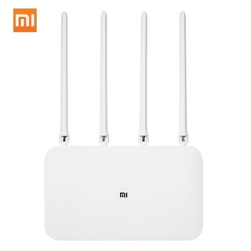 $6.81 OFF Xiaomi Mi WiFi Router 4,free shipping $43.99(Code:BPAS0106)