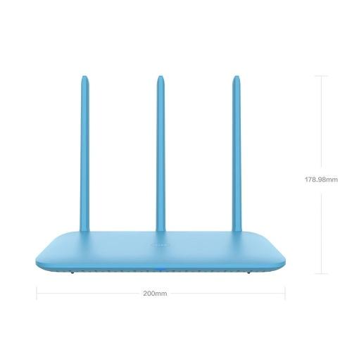 Xiaomi Mi Router 4Q 3 Anteny Bezprzewodowe kontrolery WiFi APP