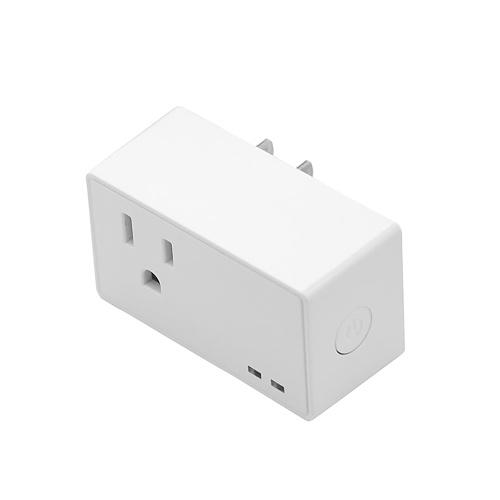 Smart Wifi Socket Mini Electric Plug 10A Адаптер питания для адаптера питания для телефона Приложение для удаленного телефона с поддержкой Alexa Smart для Google Android для iOS