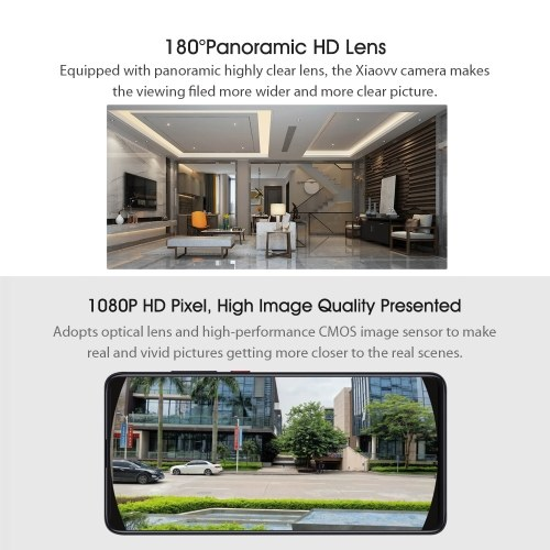 Global Version Xiaomi Xiaovv Outdoor Panoramic Camera