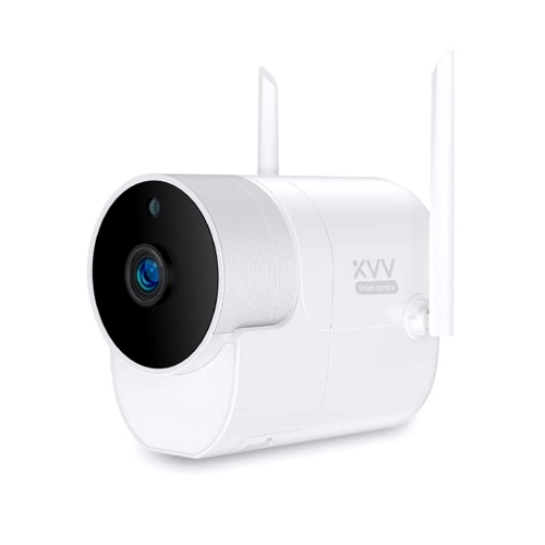 Xiaomi Youpin Xiaovv Открытый Панорамная камера 1080P HD Домашняя камера видеонаблюдения Водонепроницаемый пылезащитный Беспроводной Wi-Fi IP-камера Инфракрасный ночного видения Работа с Mi Home APP