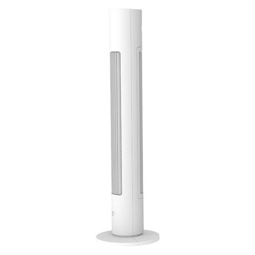 Xiaomi Mijia Bladeless Tower Fan BPTS01DM DC Преобразование Частоты Летом Охлаждение Кондиционер Кулер APP Управления для Домашнего Офиса Стол Башенный Вентилятор фото