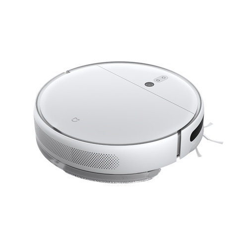 Xiaomi Mijia Robot Vacuum-mop 2C Sweeping And Mopping Vacuum Cleaner High-speed Visual Navigation/99.99% Antibacterial/2700Pa Suction/Hexagonal Side Brush/Mijia APP Remote Control Smart Cleaning Robot