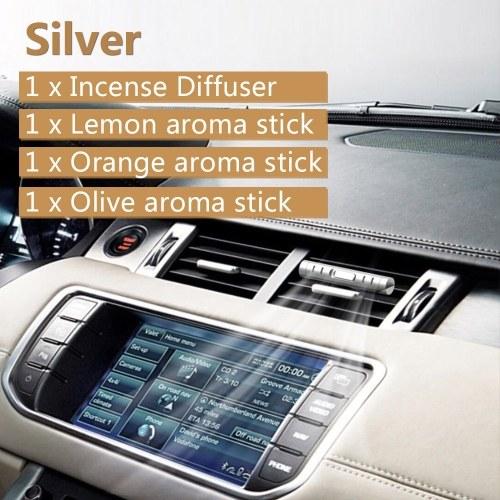 Xiaomi GUILDFORD Air Freshener Car-styling Aluminium Alloy Perfume Car Incense Diffuser Air Freshener Vent Air Conditioning Clip