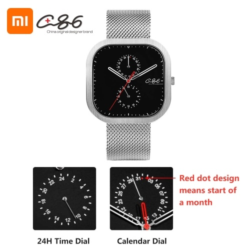 $48.48 OFF Xiaomi Youpin C+86 Watch All